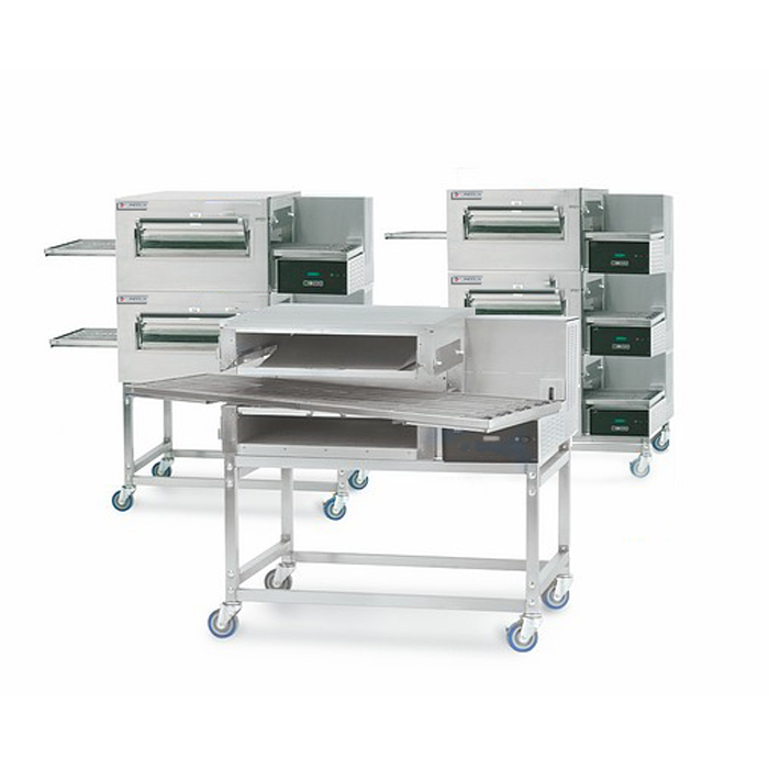 Lincoln Electric Conveyor Ovens Cover Image