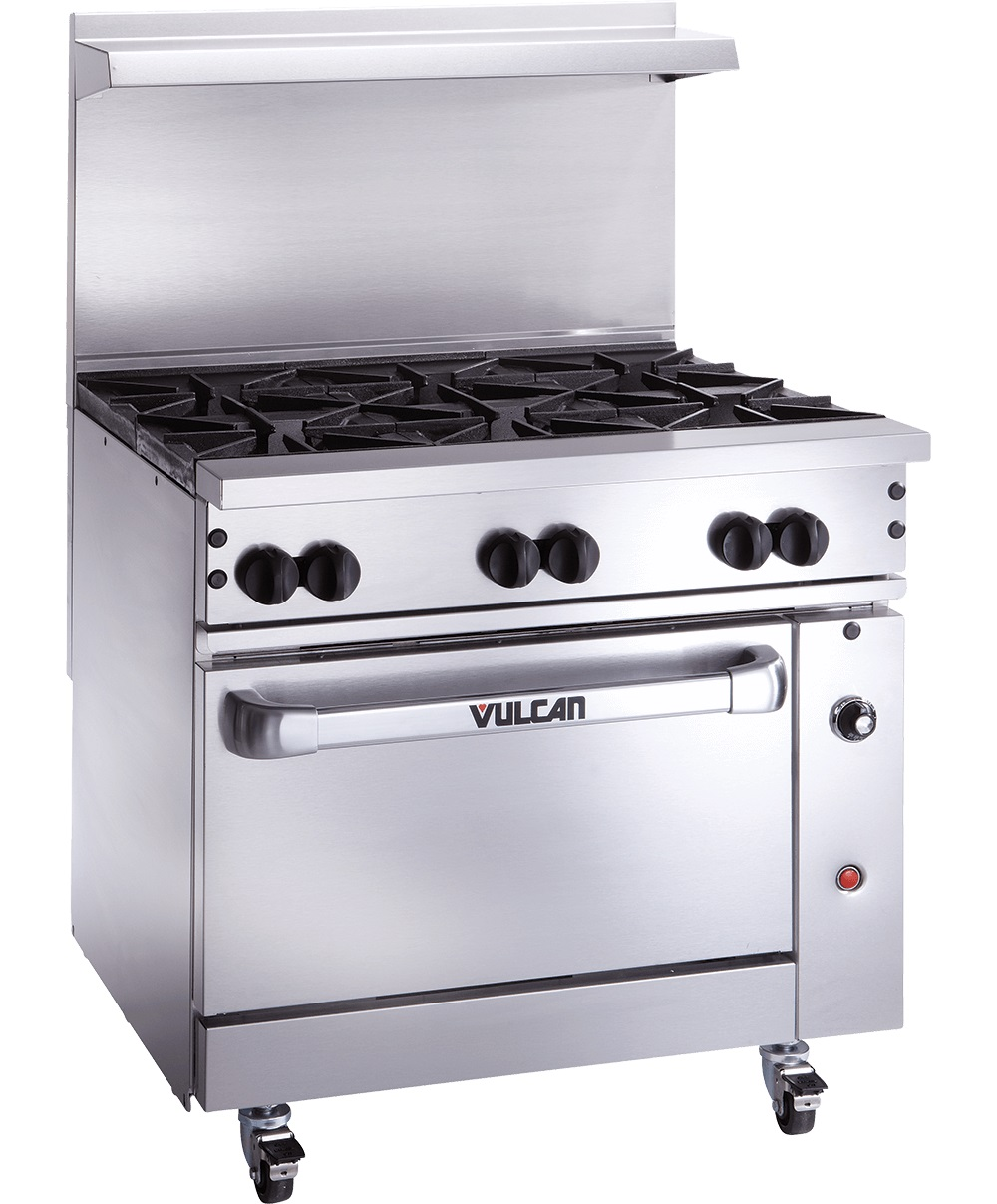 Vulcan Gas Ranges Cover Image