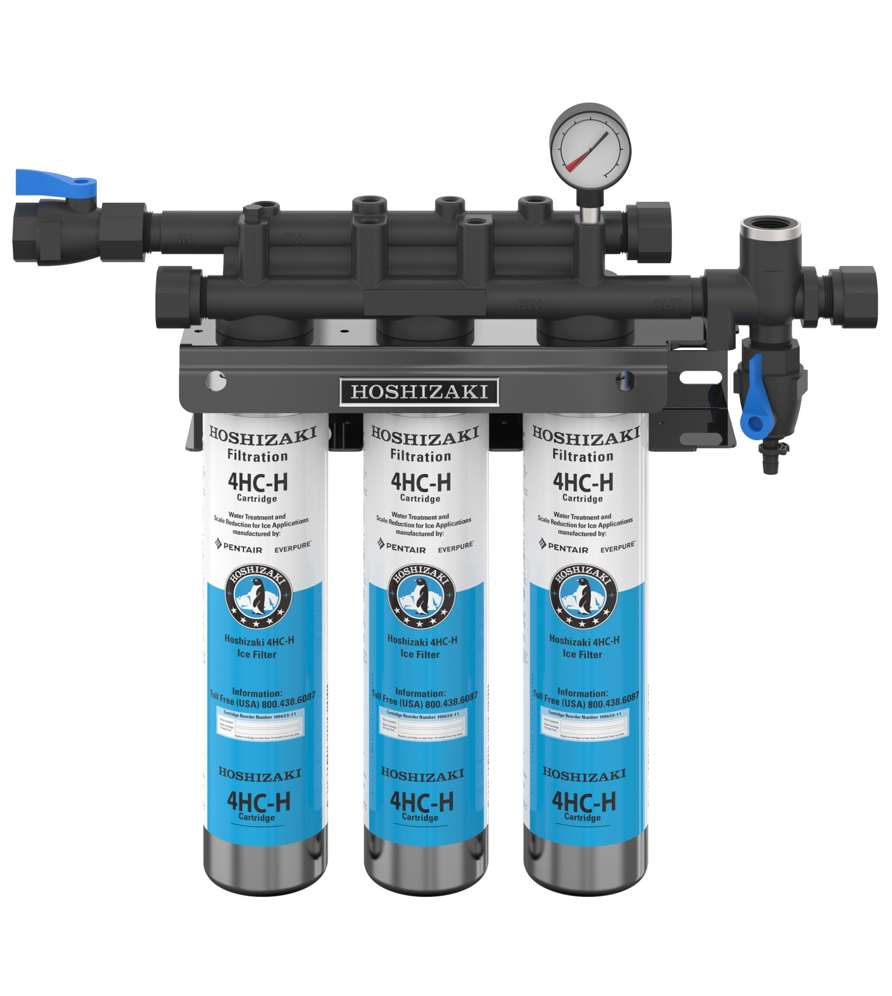 Hoshizaki Water Filter Systems Cover Image