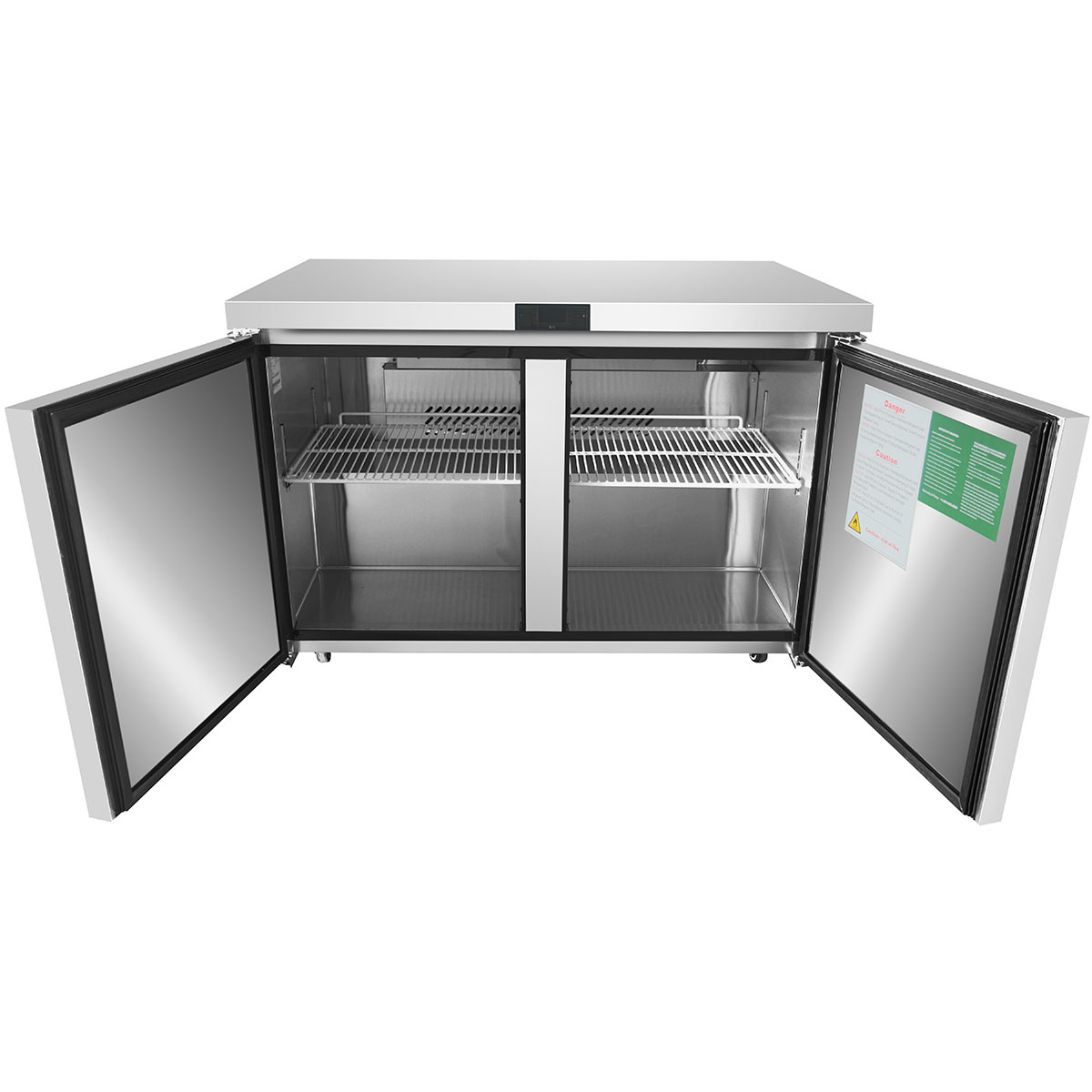Atosa Undercounter Freezers Cover Image