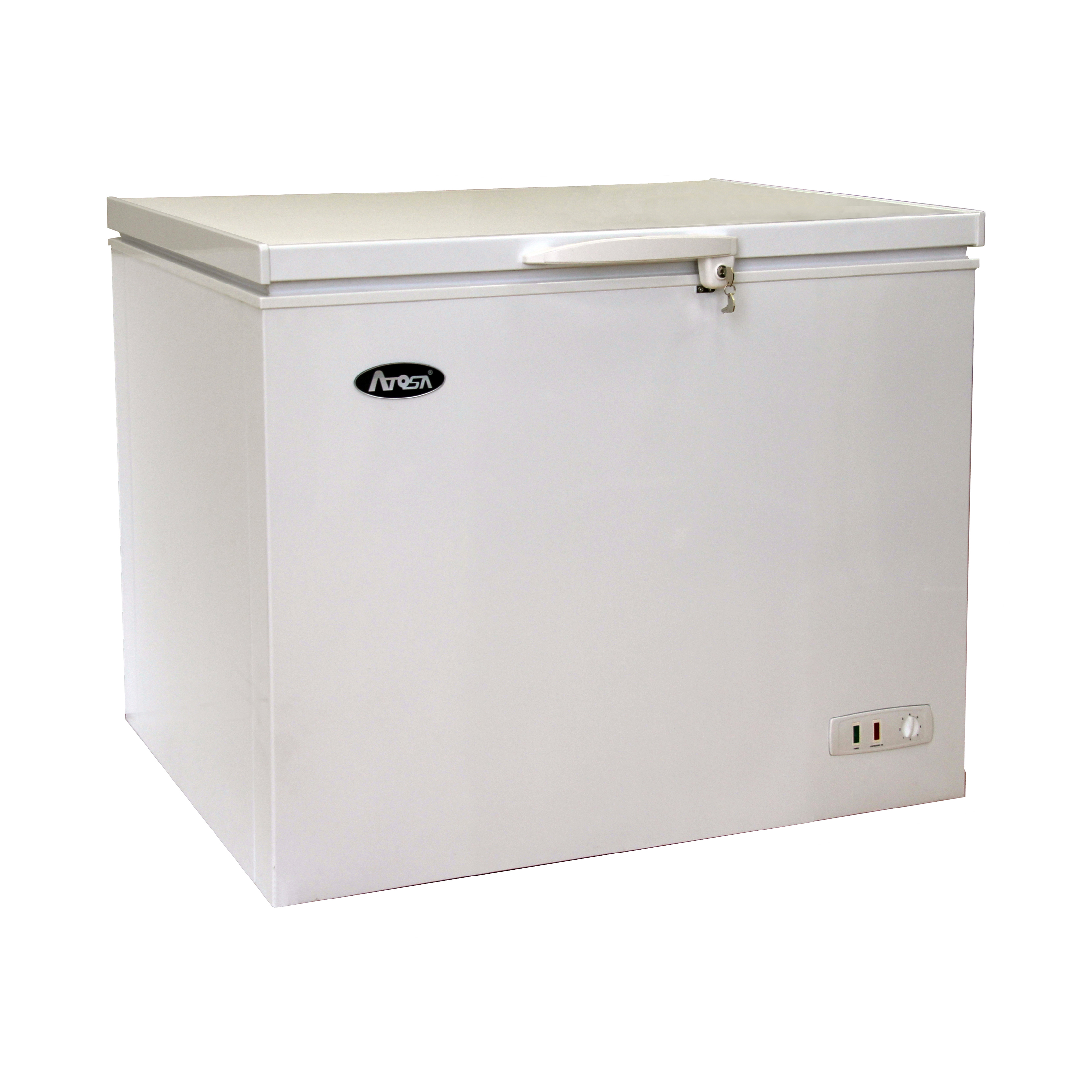 Atosa Chest Type Freezers Cover Image