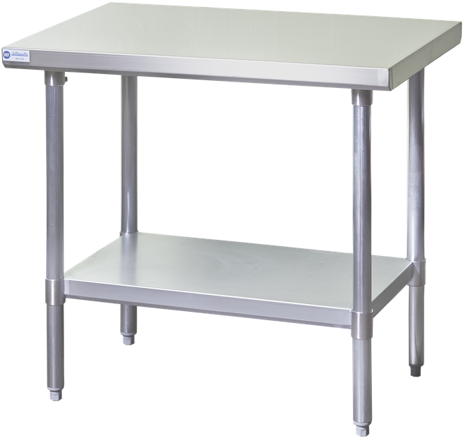 Blue Air Work Tables Cover Image